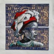 Mavengere, Mandlenkosi  | Phantom of the bearer, ABSOLUT ART GALLERY, www.absolutart.co.za