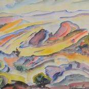 Sold| Ampenberger, Stefan | Landscape