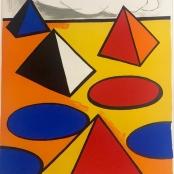 Calder, Alexander | La Piege (The Trap), signed in pencil, edition 120/150