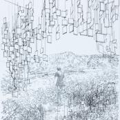 Van Heerden, Adele | Between the landscape and the screen