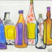 Sold | Clarke, Peter | Bottles-Baltimore, USA
