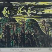 Sold |Clarke, Peter | Past Green hills