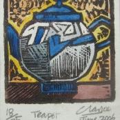 Sold | Clarke, Peter | Teapot
