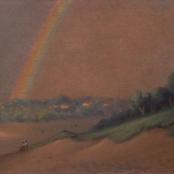 Sold | Coetzer, W.H | Rainbow Landscape