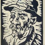 Sold |Boonzaier, Gregoire | Portrait of a man