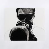 Nhlengethwa, Sam | Miles Davis Solo II