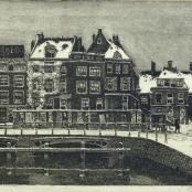 Sold | de Jongh, Tinus | Amsterdam Bridge