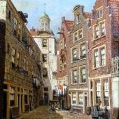 Sold |De Jongh, Tinus | Washing day