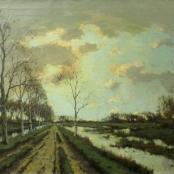 Sold | Tinus de Jongh | Landscape