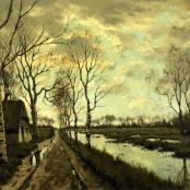 De Jongh, Tinus | Farm landscape
