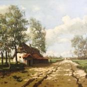Sold | De Jongh, Tinus | Farm Landscape