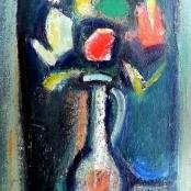 Sold | Domsaitis, Pranas | Vase of flowers