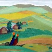 Sold | Domsaitis, Pranas | Karoo landscape