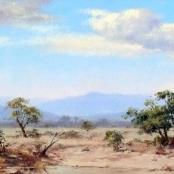 Sold |Klar, Otto |  Bushveld Landscape