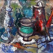 Sold|Boonzaier, Gregoire | Still Life