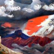 Sold | Laubscher, Erik | Approaching storm