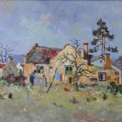Sold | Conrad Theys | Shanty Town