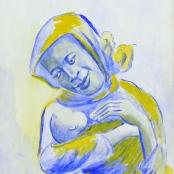 Sold|Sekoto, Gerard | Mother & child