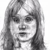 Sold | Van Heerden, Adele | Portrait of Idille