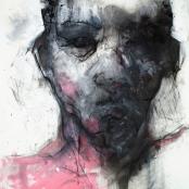 Van der Merwe, Schalk | Visceral#34, Signed