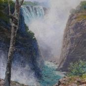 Sold | Klar, Otto | Victoria Falls