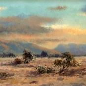 Sold | Klar, Otto | Landscape at sunset