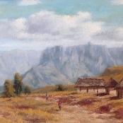 Sold |Klar, Otto | Mountainous landscape