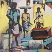 Sold | Koboka, Welcome Mandla | People collecting water