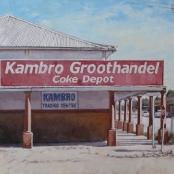 Sold | Kramer, John | Kambro Groothandel