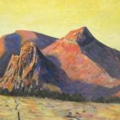 Sold  Laubscher, Erik   Evening Sunlight- Karoo