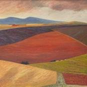 Sold | Laubscher, Erik | Overberg landscape