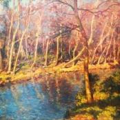 Roworth, Edward | Lourens River, Somerset