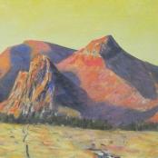 Laubscher, Erik | Evening Sunlight - Karoo