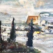 Goldblatt, Sidney   Landscape