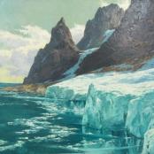 Sold |Klar, Otto | A view of European drift