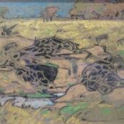 Sold |Pierneef, J.H | Near van der Howe's Drift