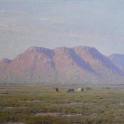 Sold |Volschenk, JEA | The Karoo, Nauw Poort