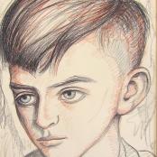 Sold | Meintjes, Johannes | Portrait