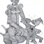 Sold   Mokgosi, Nathaniel   The Goat Herder