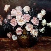Sold | Oerder, Frans | Still life of Roses