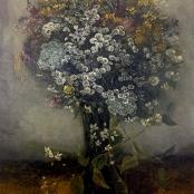 Sold |Oerder, Frans | Field flower bouquet |