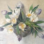 Sold | Oerder, Frans | White Tulips