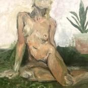 Sold | Orzechowski, Gabriela | Succulent