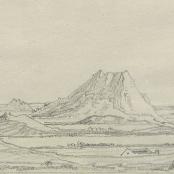 Sold |Pierneef, J.H | Karoo Landscape