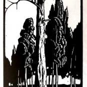 Sold | Pierneef, JH | Boomstam en Denneboom