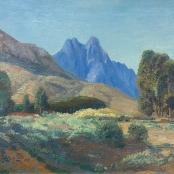 Sold | Pierneef, J.H | Jonkershoek, Stellenbosch