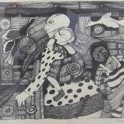 Sold| Rakgoathe, Daniel Sefudi | Figures