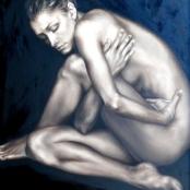 Sold | Raubenheimer, San-Mare | Nude lady figure