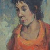 Sold   Rose-Innes, Alexander   Woman