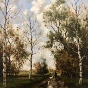 De Jongh, Tinus | Wandering